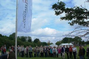 Bild - Zehn Jahre Förderkreis Arnkiel-Park
