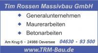 Tim Rossen Massivbau GmbH