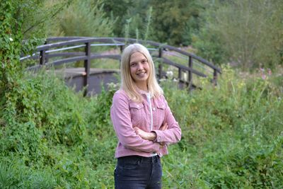 Auzubildende Anna Amt Oeversee